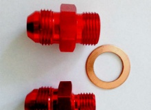 Dash AN 6 044 Fuel Pump Fitting Kit