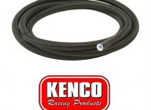 Kenco Dash AN 10 PTFE Nylon Hose | Black Braided | 250 Series | Per Metre | Free Post*
