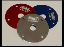 KENCO BONNET PIN WASHER PLATE ONLY 10 PACK