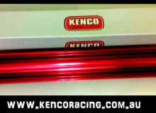 """18"""" Finned Oil Coolers 450mm"""