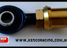 """Kenco 3/4"""" Right Hand Weld in Bung Rod End Kit"""