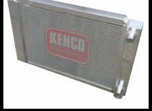 Kenco 31x19 Dual Pass Aluminium Radiator