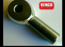 3/4 - 1/2 L/H Solid Rod End